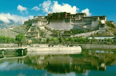 The Potala, Lhasa Tibet