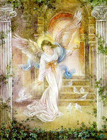 Lena Liu's Angel of Light
