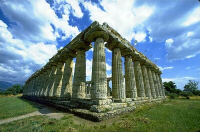 Temple of Hera - Paestum, Italy